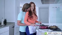 Mommy Stepmom Pulverized By Means Of Stepson In 4 Way || P…