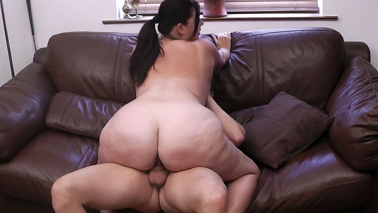 Useless Bbw Sweetie Picked Up And Plowed