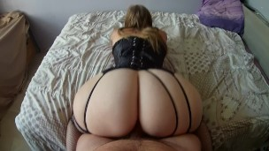 Best Pov Of Your Existence With This Pawg French Huge Donk Astounding!