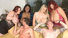 Xlgirls Gang Intercourse Soirees